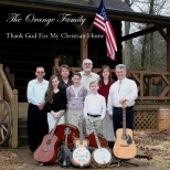 Thank Go For My Christian Home - Front Cover