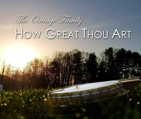 How Great Thou Art - Front Cover