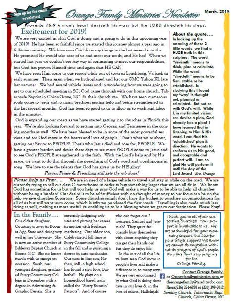 Newsletter_1stQtr2019